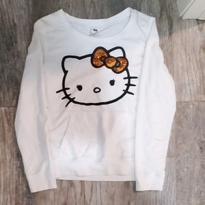 New condition from 2012! HELLO KITTY sweatshirt S